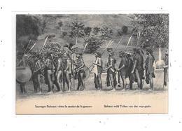 11291 - Sauvages Bahnars Dans Le Sentier De La Guerre, - Viêt-Nam