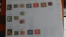 A251Cahier De Timbres De Pologne Et Fins De Catalogue  !!! Voir Commentaires - Francobolli