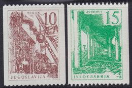 Yugoslavia 1961 Definitive ATM, MNH (**) - 1945-1992 Socialist Federal Republic Of Yugoslavia