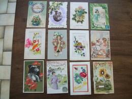 Lot De 200  Anciennes Cartes Postales - 100 - 499 Cartes