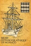 CPM - F - MONACO MONTE CARLO - MUSEE OCEANOGRAPHIQUE DE MONACO - VOILIER - Non Classés