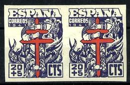España Nº 949s Nuevo. Cat.46€ - 1931-50 Unused Stamps