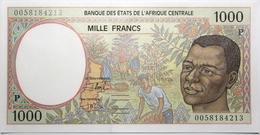 Tchad - 1000 Francs - 2000 - PICK 602Pg - NEUF - États D'Afrique Centrale