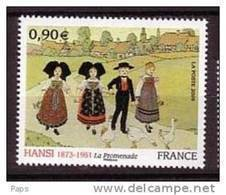 2009-N°4400** HANSI - Ungebraucht