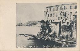 GENOVA-SCOGLIERA DI S. TEODORO - Genova (Genoa)