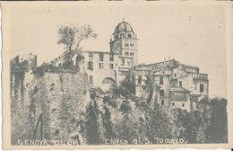 GENOVA-CHIESA DI S. TOMASO - Genova (Genoa)