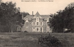 Irodouër (35) - Le Château De Quengo. - Other Municipalities