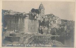 GENOVA-CHIESA DI S. TOMMASO - Genova (Genoa)