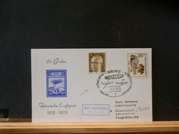 84/843  OBL.  ALLEMAGNE - Zeppelins