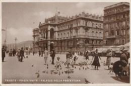 Italy - Trieste - Piazza Unita - Palazzo Della Prefettura - Trieste