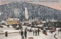 Austria - Semmering - Grand Hotel Erzherzog Johann - Ski - Sleigh - Semmering