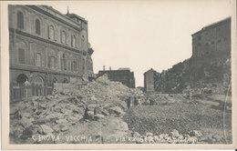 GENOVA-VIA XX SETTEMBRE NEL 1899 - Genova (Genoa)