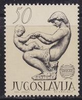 Yugoslavia 1962 - 15th Anniversary Of UNICEF, MNH (**) Michel 990 - 1945-1992 República Federal Socialista De Yugoslavia