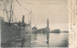 GENOVA-LA VECCHIA LANTERNA - Genova (Genoa)