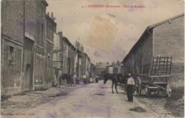 08 GRANDPRE  Rue De Montflix - Altri Comuni