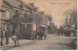 14 St-JEAN-le-BLANC  Le Bourg (très Animée) - Autres Communes