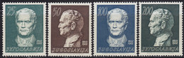 Yugoslavia 1962 Marshal Josip Broz Tito, MNH (**) Michel 1003a - 1006a - 1945-1992 República Federal Socialista De Yugoslavia