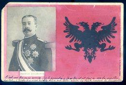 Cpa Prince D' Albanie  DEC19-07 - Albanië