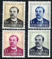Luxemburgo Nº 439/42 Nuevos Cat.42€ - Luxembourg