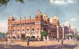 Bombay General Post Office. INDIA // INDE. - India