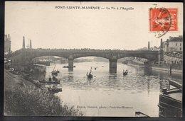 PONT SAINTE MAXENCE 60 - Le Tir à L'Anguille - #B485 - Pont Sainte Maxence