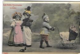 BERGERET Les Petits Troubades - Scènes & Paysages