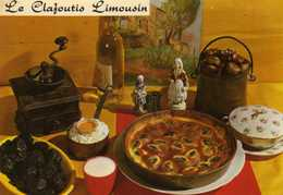 Cuisine - Le Clafoutis Limousin D' Emilie Bernard - Recette N° 177 - Cliché Appolot Grasse  - Editions Lyna Paris - Recipes (cooking)