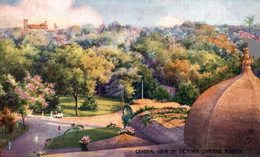 General View Of Victoria Gardens, Bombay. INDIA // INDE. - India