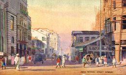 Abdul Rehiman Street, Bombay. INDIA // INDE. - India