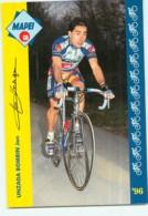 Jon UNZAGA BOMBIN . 2 Scans. Mapei GB 1996 - Cycling
