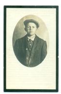 WO1 / WW1 - Doodsprentje Everaert Jacobus - Antwerpen / De Panne - Gesneuvelde - Obituary Notices