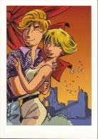 Ex-libris - Léo Loden - Dessin De Carrere - Illustrateurs M - O