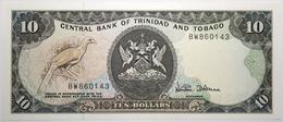 Trinitad Et Tobago - 10 Dollars - 1995 - PICK 38d - NEUF - Trinité & Tobago