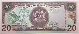 Trinitad Et Tobago - 20 Dollars - 2002 - PICK 44b - NEUF - Trinité & Tobago