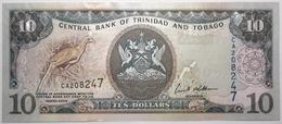 Trinitad Et Tobago - 10 Dollars - 2006 - PICK 48a.1 - NEUF - Trinité & Tobago