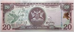 Trinitad Et Tobago - 20 Dollars - 2006 - PICK 49a.2 - NEUF - Trinité & Tobago