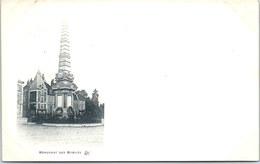 25 PONTARLIER - Le Monument Des Mobiles. - Pontarlier
