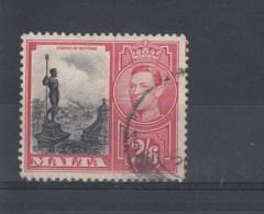 Malta Michel Cat.No.  Used 188 - Malta