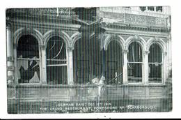 CPA-Carte Postale-Royaume Uni- Scarborough- The Grand Restaurant Foreshore   VM10181 - Derbyshire
