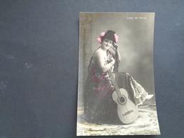 Artiste ( 549 )    Lucy De Perle   Espagne  Espana - Entertainers