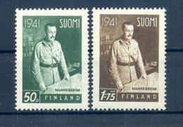 A26364)WK II: Finnland 248 - 249** - WW2