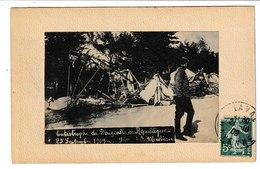 """Catastrophe Du Dirigeable """" République """" 25 Septembre 1909 à 9 Km De Moulins - Dirigeables"""