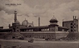 Jama Musjid, Delhi. INDIA // INDE. - Inde