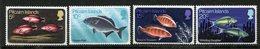 Pitcairn, Yvert YT 113/116**, Scott 114/117**, SG 111/114**, MNH - Timbres