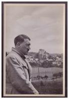 """DT-Reich (008383) Propaganda Sammelbild Adolf Hitler"""" Bild 10, In Deutscher Landschaft, Hiltpoltstein(Fränkische Schweiz - Deutschland"""