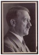 """DT- Reich (008386) Propaganda Sammelbild Adolf Hitler"""" Bild 130, Der Führer An Seinem 47. Geburtstag, Randfehler - Deutschland"""