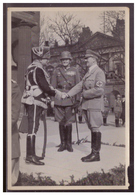 """DT- Reich (008388) Propaganda Sammelbild Adolf Hitler"""""""" Bild 134, Heldengedenktag 1935. Vor Dem Ehrenmal In Berlin - Deutschland"""