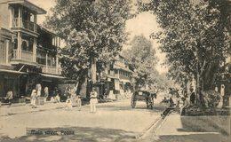 Main Street, Poona. INDIA // INDE. - India