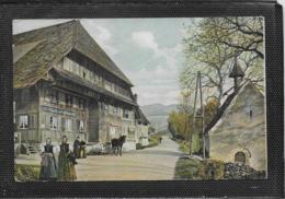 AK 0382  Gasthaus Zum Himmelreich Im Schwarzwald - Verlag Glaser Ca. Um 1910 - Hotels & Gaststätten