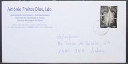 Portugal - Advertising Cover 2011 Dog Mealhada - 1910-... República